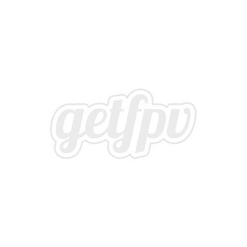 M6 Red Aluminum Flange Lock Nut (set of 4)