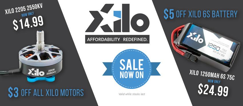 Xilo FPV Drone - Affordability redefined